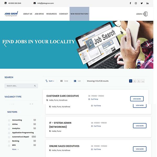 jobs-website-screenshot