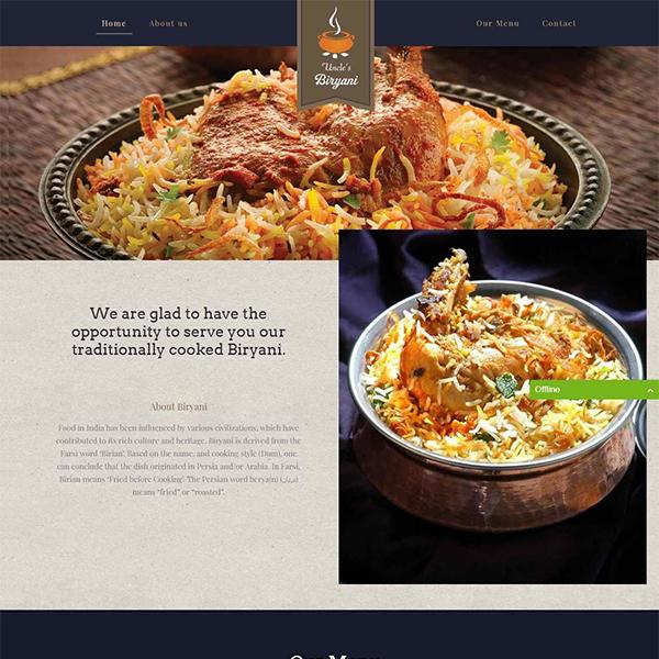 biruani-website-screenshot