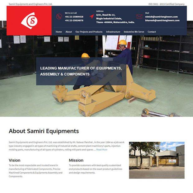 samiri-website-screenshot