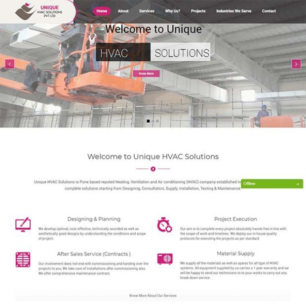 uniqu-website-screenshot